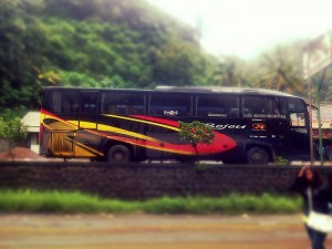 Bejeu Black Bus (foto: koleksi pribadi)
